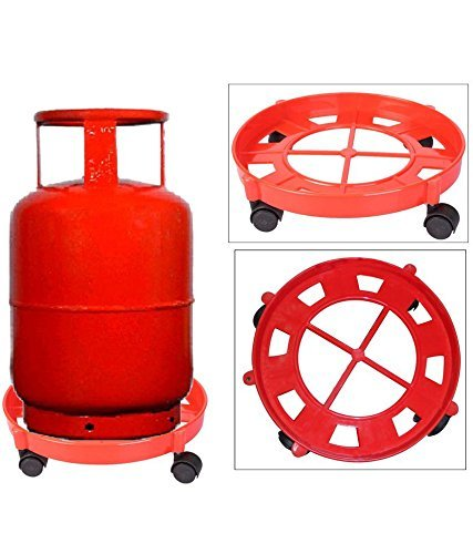 Gas Cylinder Trolley - H00263 - ALL MY WISH