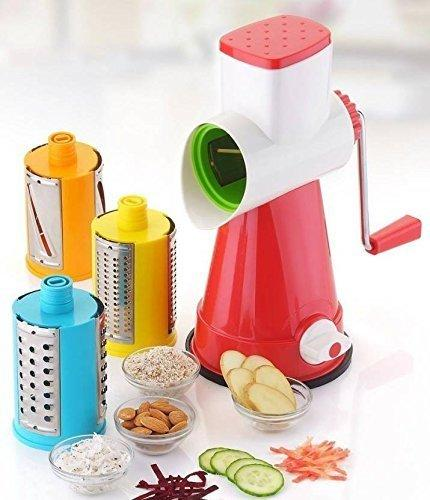 4 In 1 Vegetable Grater Mandoline Slicer - H00281 - ALL MY WISH