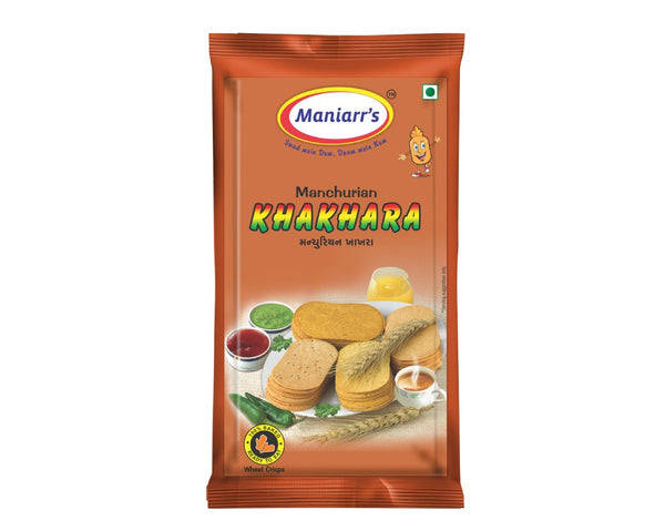 Manchurian Khakhra (Pack of 8) - H00345 - ALL MY WISH