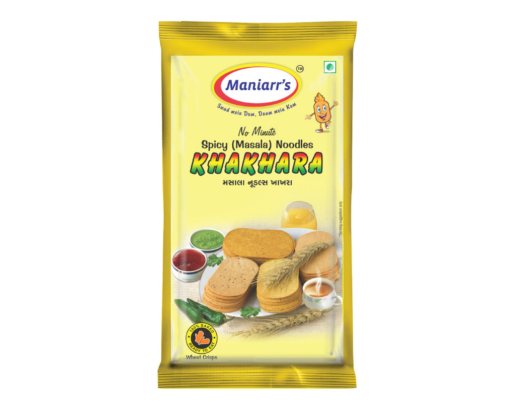 Noodles Khakhra (Pack of 8) - H00346 - ALL MY WISH