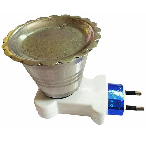 Steel Kapoor Burner Dani Stand - H00354 - ALL MY WISH