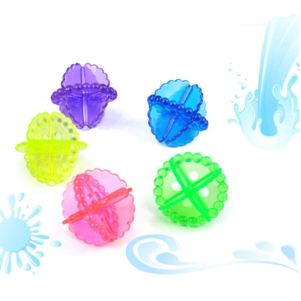 Laundry Washing Ball, Wash Without Detergent (4 Pcs) - H00364 - ALL MY WISH