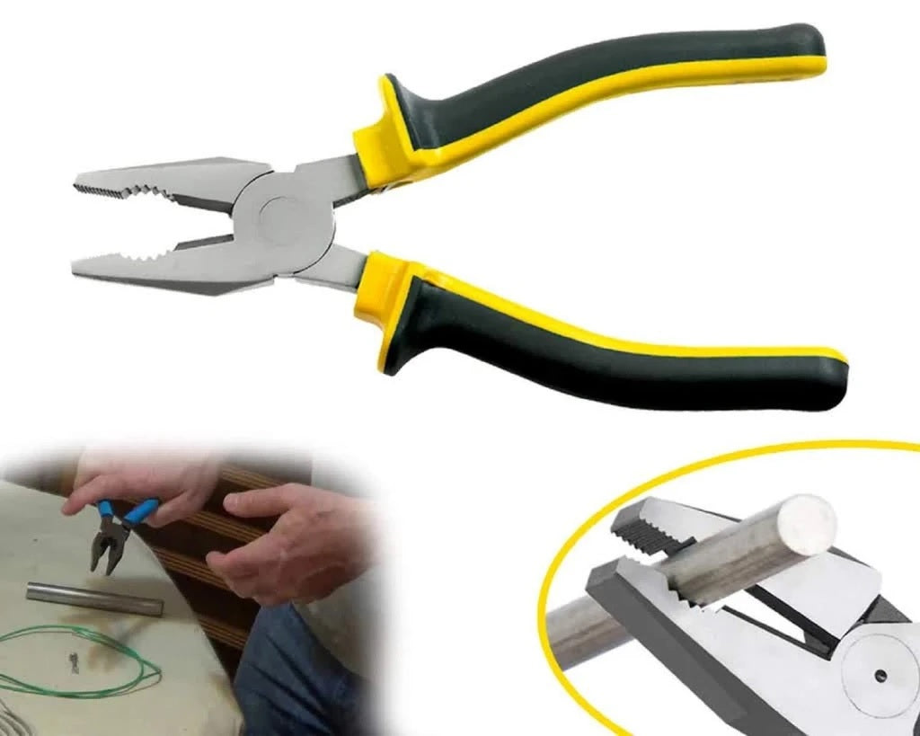 Heavy Duty Combination Plier Wire Cutters - H00572 - ALL MY WISH