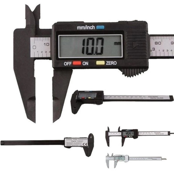 LCD Screen Digital Caliper (6 inch) - H00597 - ALL MY WISH