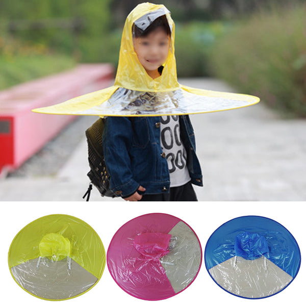UFO Umbrella (Small)  (Random Colours) - H00646 - ALL MY WISH