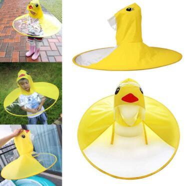 UFO Duck Umbrella (Large) - H00650 - ALL MY WISH