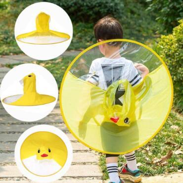 UFO Duck Umbrella (Small) - H00652 - ALL MY WISH