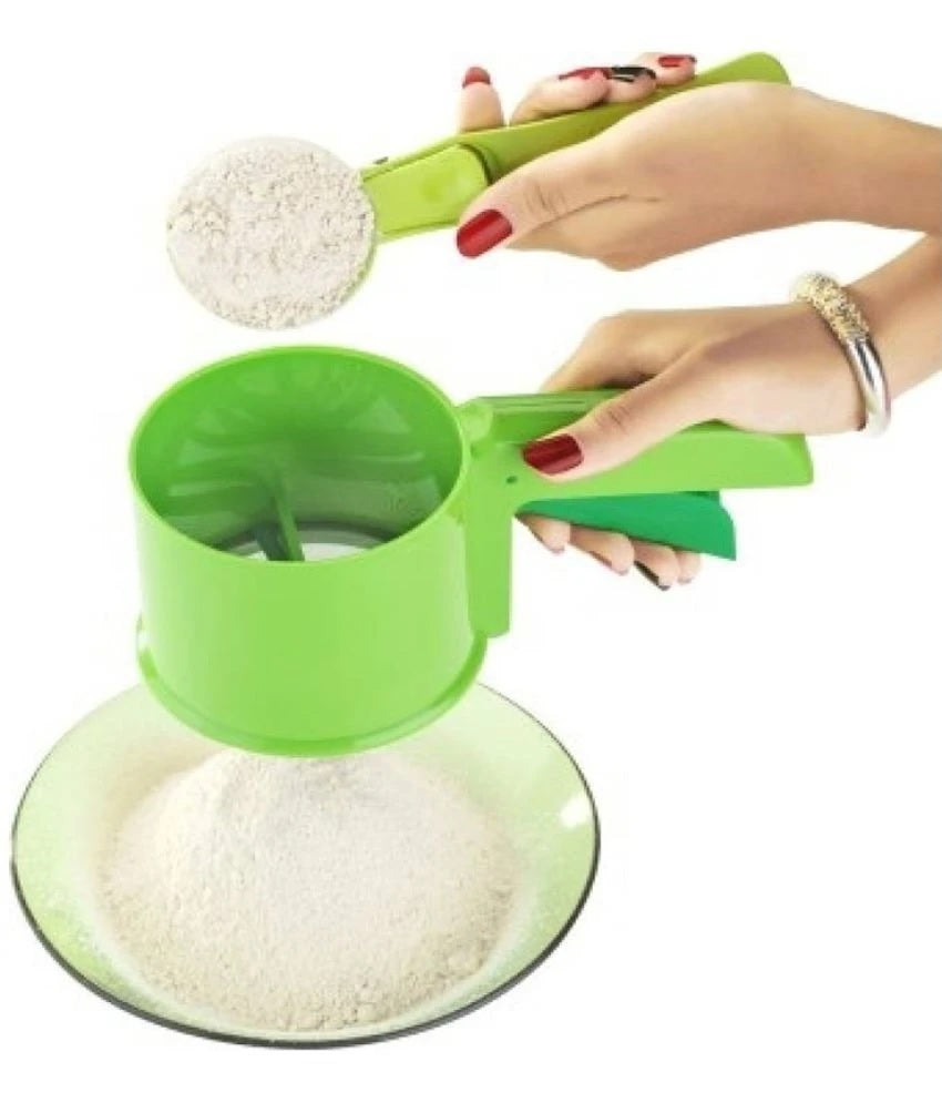 Plastic Flour Strainer/Shifter - H00688 - ALL MY WISH