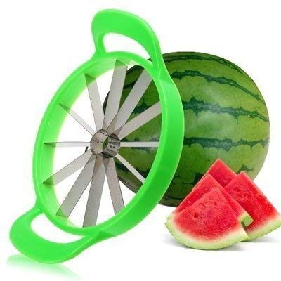 Stainless Steel Fruit Slicer for Watermelon - H00695 - ALL MY WISH