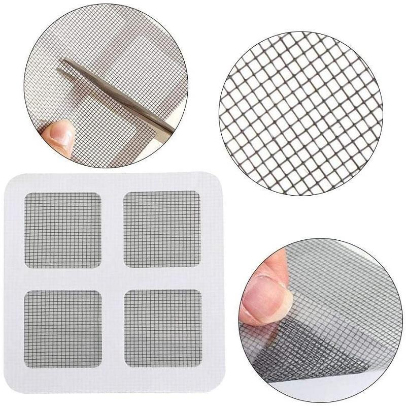 3 Pcs Mosquito Net Repair Patch - H00768 - ALL MY WISH