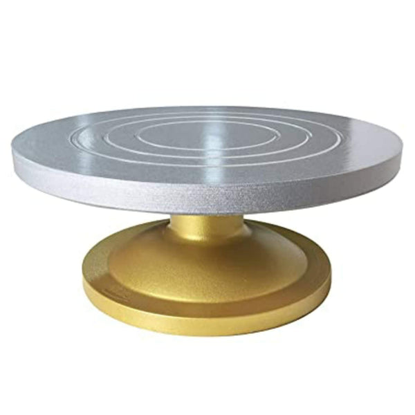 360 Degree Smooth Rotating Cake Turntable - H00847