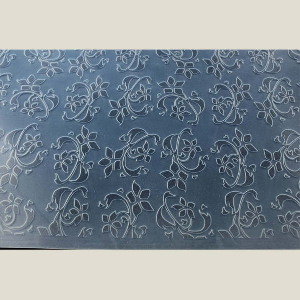 SILICONE IMPRESSION MAT – SMALL FLOWER - H00877