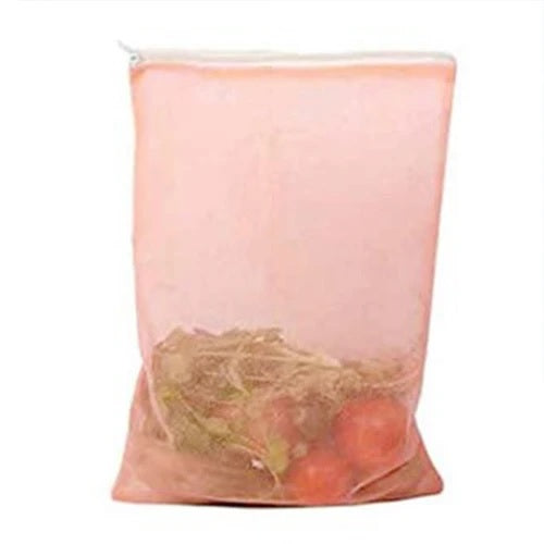 8 Pcs - Reusable Food Storage Bag Containers for Vegetables - H001176