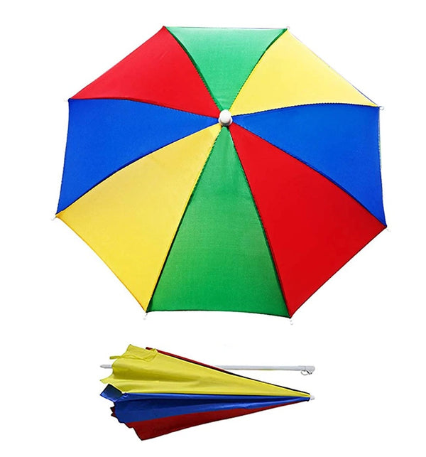 Sun Protection Water Proof Fabric Polyester Garden Umbrella for Beach, Lawn - H01181