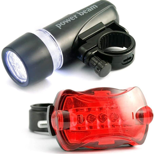 Cycles Power Beam Head Light and Tail Light - H01198