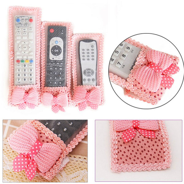 Remote Cover 3 Pcs Set (Random Color) - H01279