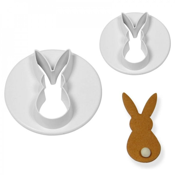 Rabbit Shape Fondant Cutters - H01665