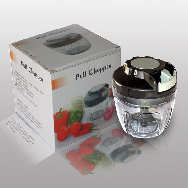 Manual Food Chopper (Food Processor) (800 ml) - H01707