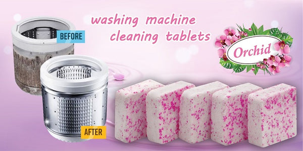 Orchid Washing Machine Tablet (Pack Of 10) - H01710