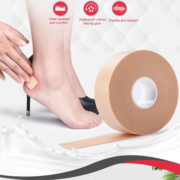 Anti-Slip Heel Grip Waterproof Blister Tape - H01724
