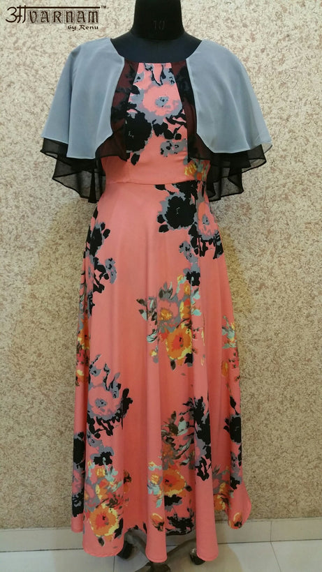 Aavarnam By Renu - Summer Maxi Dresses