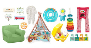 Great Gifts Ideas for Babies Under One