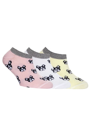 "Conte Kids Active Socks ""French Bulldog"""