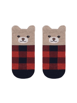 "Conte Kids Socks ""Teddy Bear"""