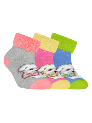 "Conte Kids Socks ""Softies with doggy"""