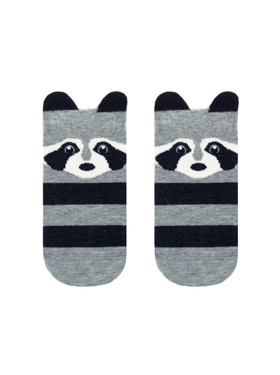 "Conte Kids Socks ""Hungry Racoon"""