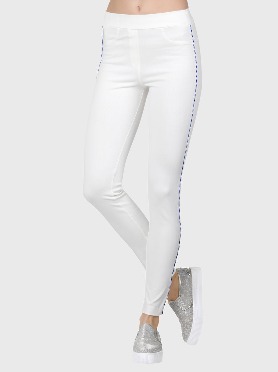 Conte Elegant Leggings Wave