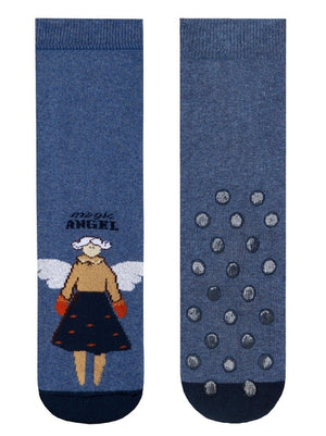 "Conte Kids Socks with grips ""Magic Angel"""
