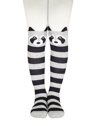 "Conte Kids ""Black and White Racoon"""