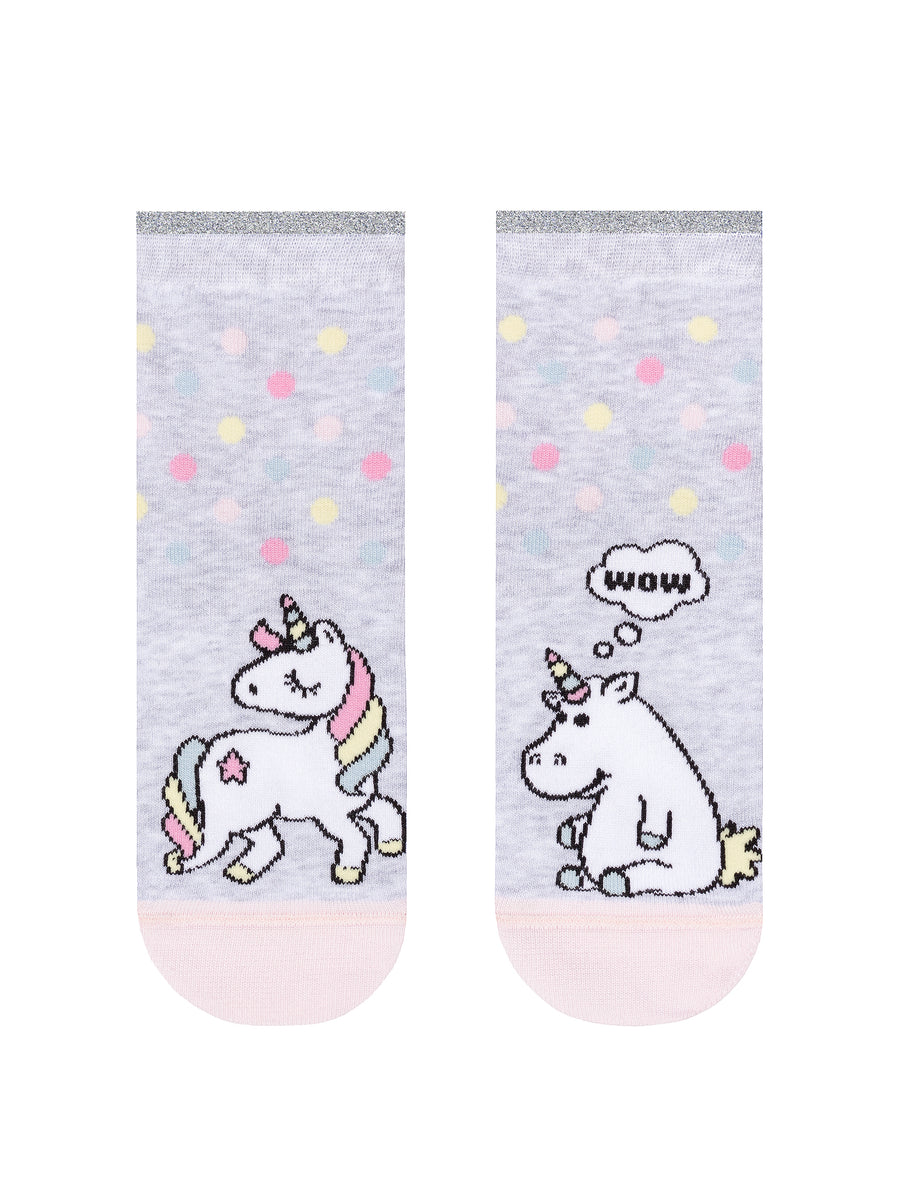 "Conte Kids Socks ""Chubby Unicorn"""