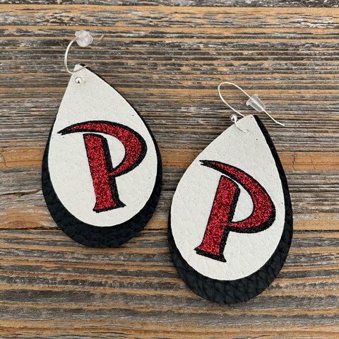 Premier Baseball Earrings