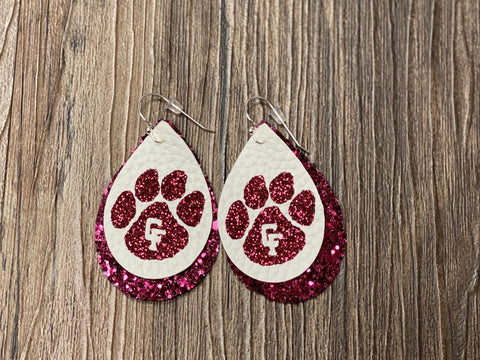 Cy Fair Earrings