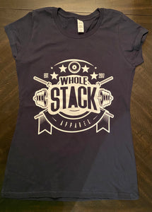 Whole Stack Classic Tee (women's cut)
