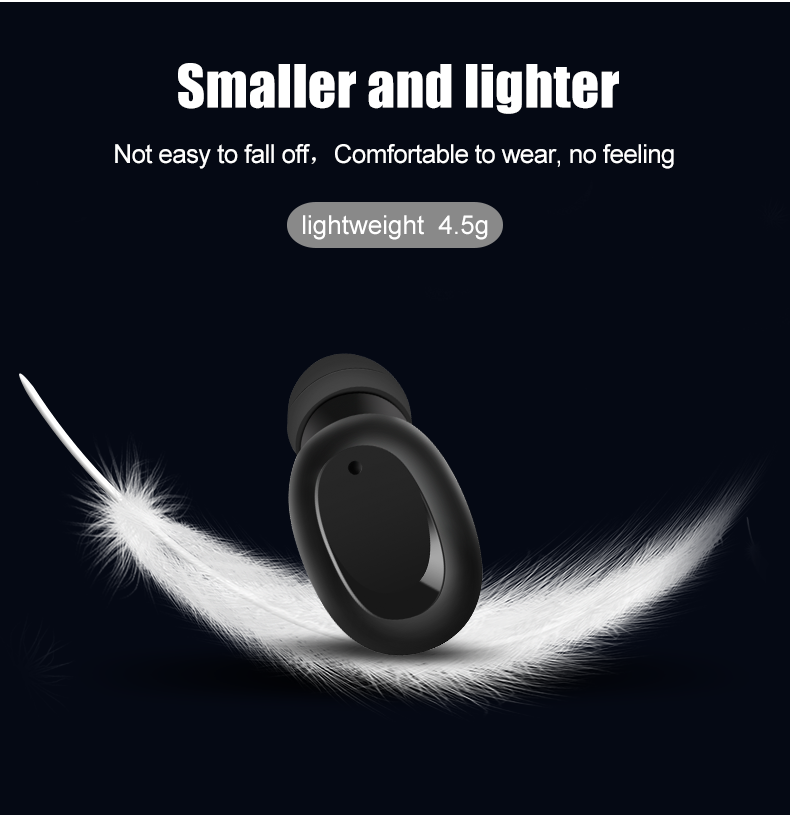 T6 True Wireless Earbuds For Android U0026 IPhone, IPad,itu0027s Auto Pairing  Bluetooth 5.0