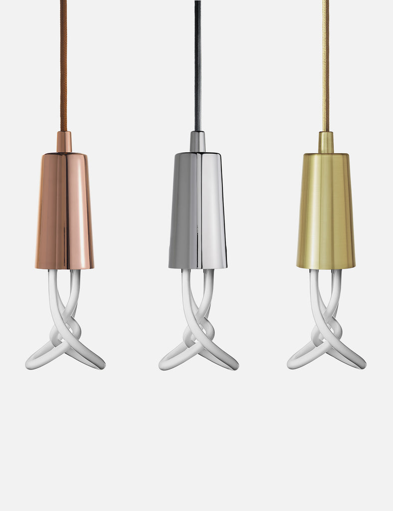 Lights Out Shade with Baby Plumen 001 Bulb