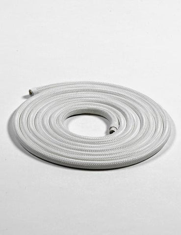 Fabric Cable Silver