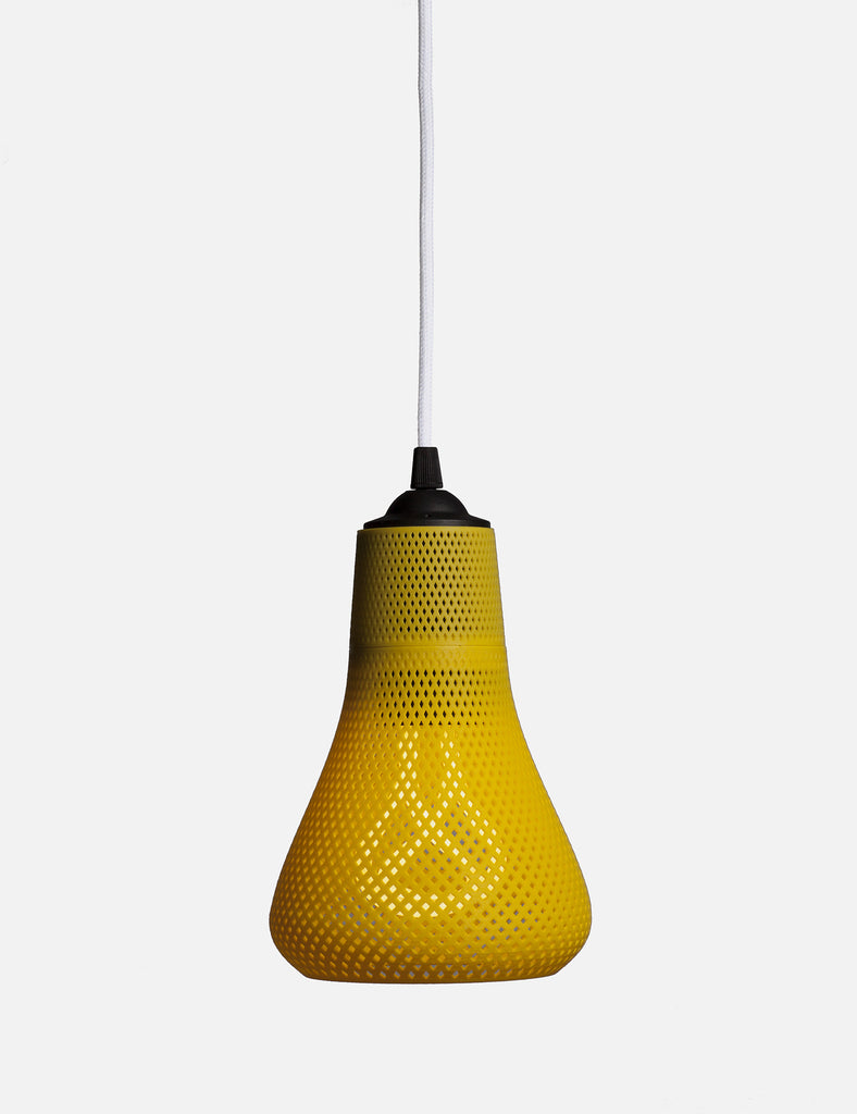 Kayan with Baby 001 - 3D Printed Shade