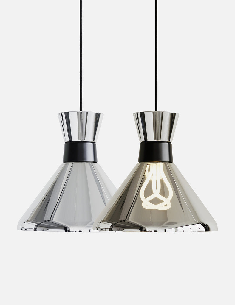 Pharaoh Lamp Shade with Plumen 001 Bulb