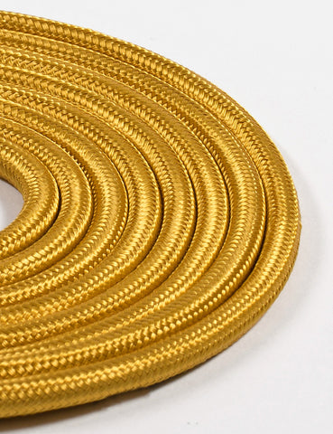 Fabric Cable Gold