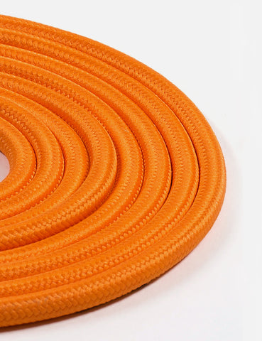 Fabric Cable Bright Orange