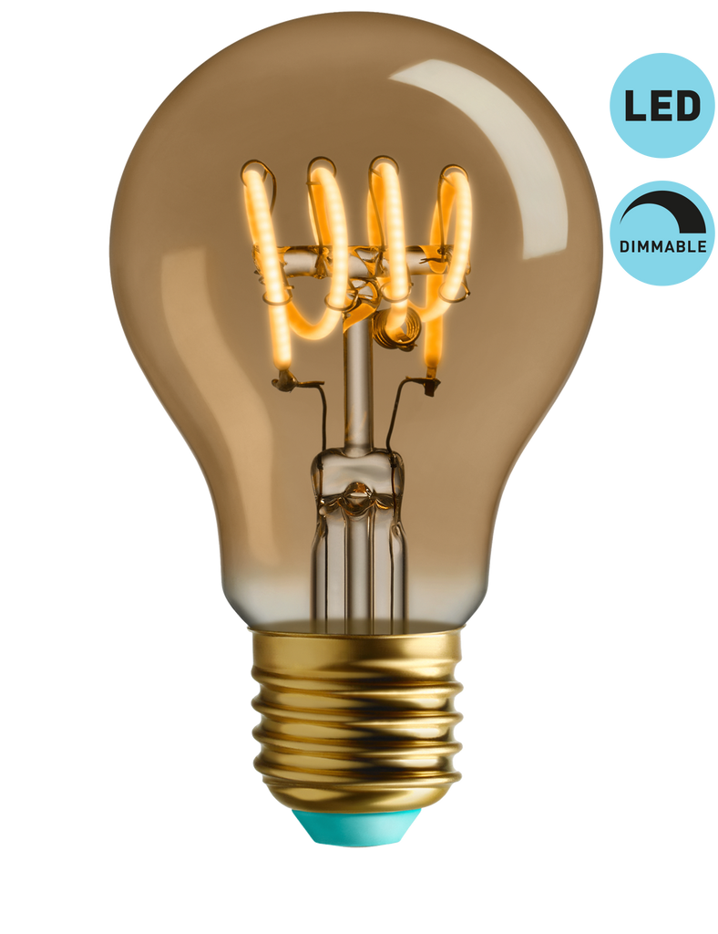 WattNott Dimmable Filament LED Light Bulb