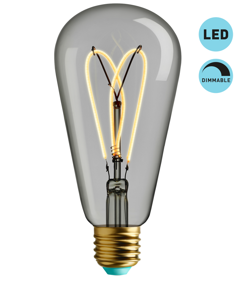 Whirly Willis - Dimmable LED