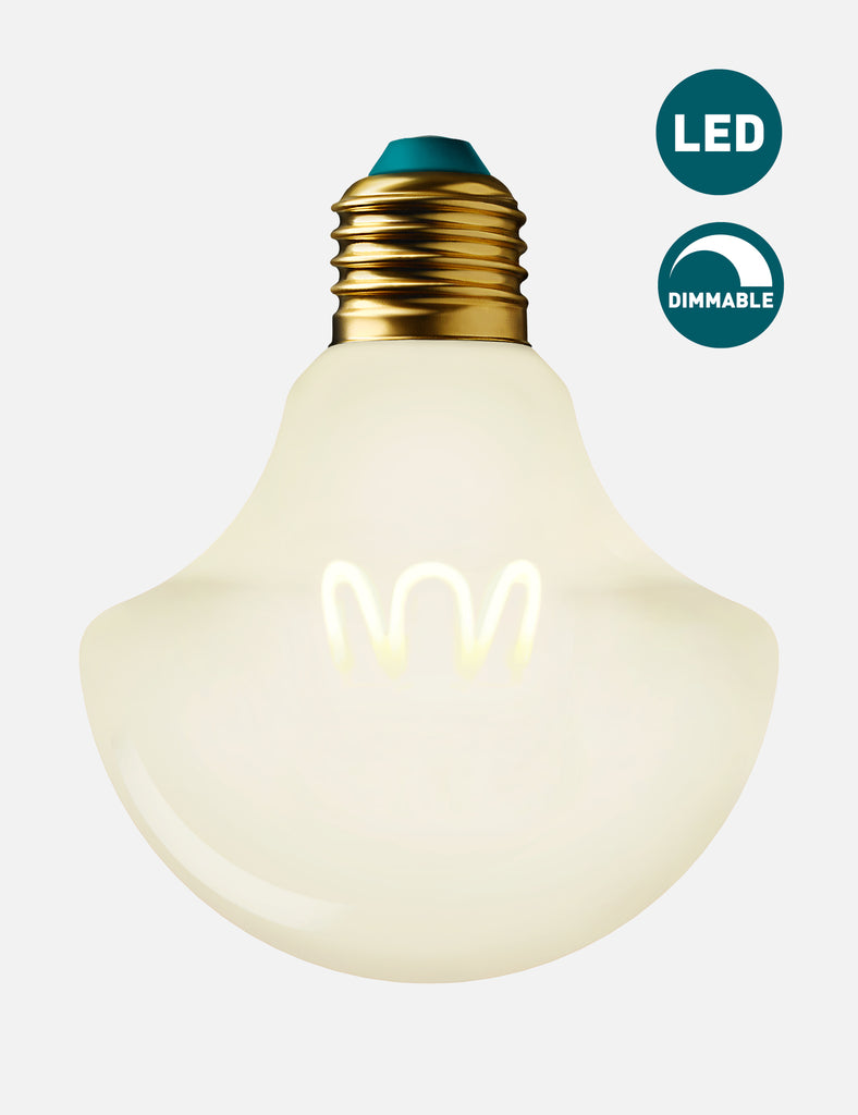 Willow Milky 8 Bulb Multipack