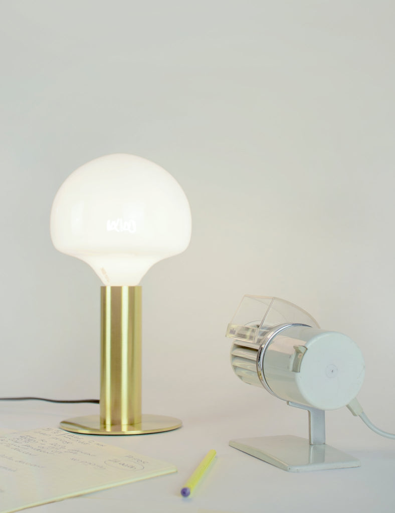 Wilma Milky & Dean Table Light