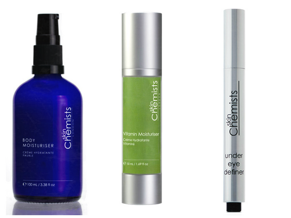 Top products for oily skin