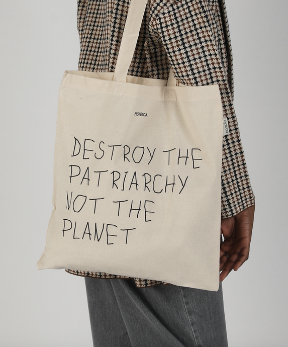 BOLSA DESTROY THE PATRIARCHY